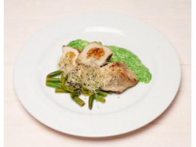 заказать: Основные блюда - Филе индейки фаршированное