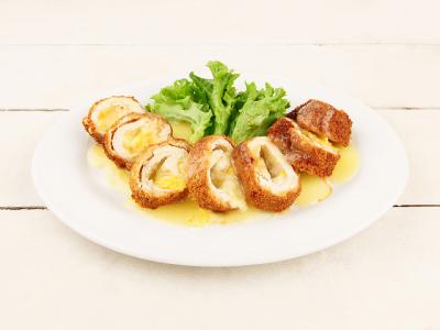 заказать: Основные блюда - Куриное филе под сырной корочкой