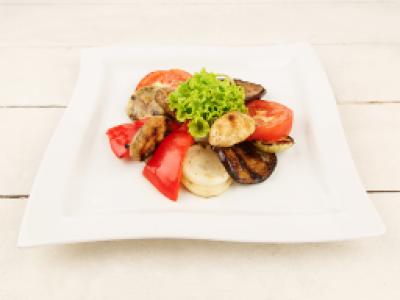 заказать: Основные блюда - Овощи гриль