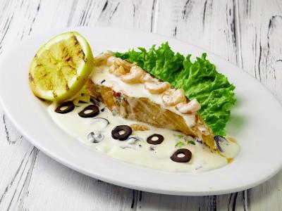 заказать: Основные блюда - Стейк из лосося