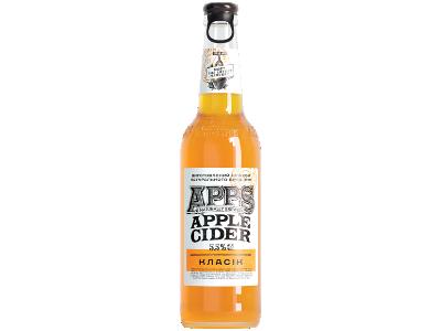 заказать: Пиво - сидр Apps