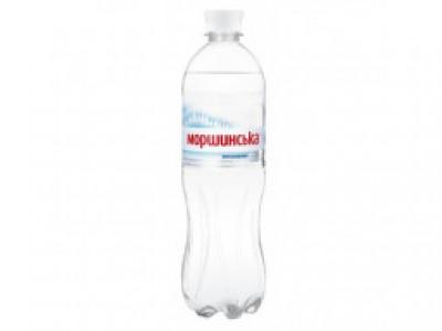 заказать: Безалкогольные напитки - вода Моршинская б/газ