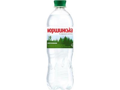 заказать: Безалкогольные напитки - вода Моршинская слаб/газ