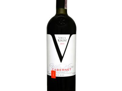 заказать: Тихие вина - Villa Krim Cabernet