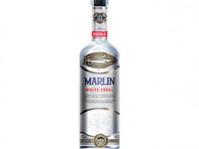 заказать: Крепкий алкоголь - водка Marlin White Coral