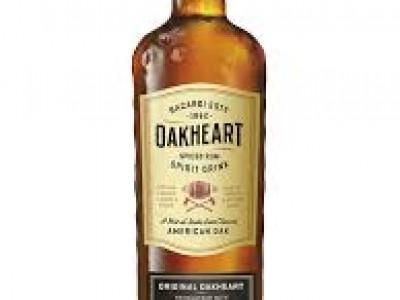 заказать: Крепкий алкоголь - ром Bacardi Oakheart Original