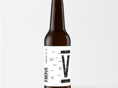 заказать: Пиво - пиво Mova Stout I