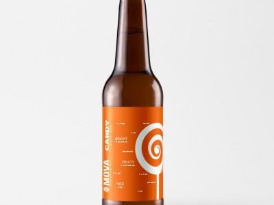 заказать: Пиво - пиво Mova Candy Pale Ale