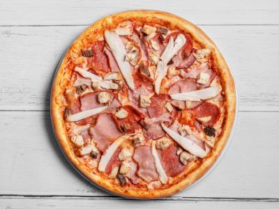 заказать: Пицца - Итальянский квартал