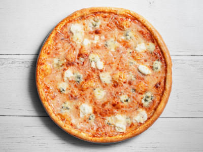 заказать: Пицца - 4 сыра