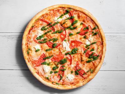 заказать: Пицца - Капрезе