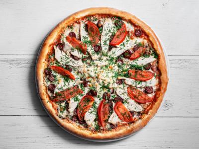 заказать: Пицца - Пауло