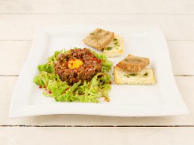 заказать: Холодные закуски - Тар-тар из телятины
