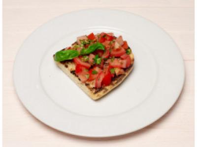 заказать: Холодные закуски - Брускетта с томатами