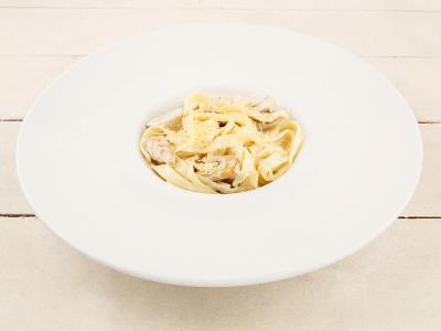 заказать: Паста - Тальятелле с курицей и белыми грибами
