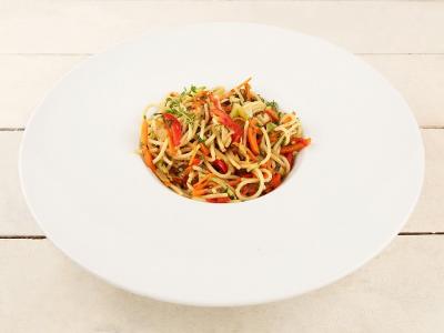 заказать: Паста - Спагетти с овощами