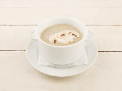 заказать: Первые блюда - Грибной крем суп с белыми грибами
