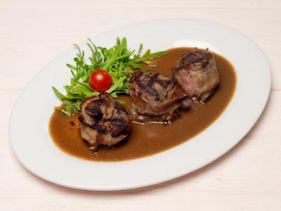 заказать: Основные блюда - Турнедо со свинины